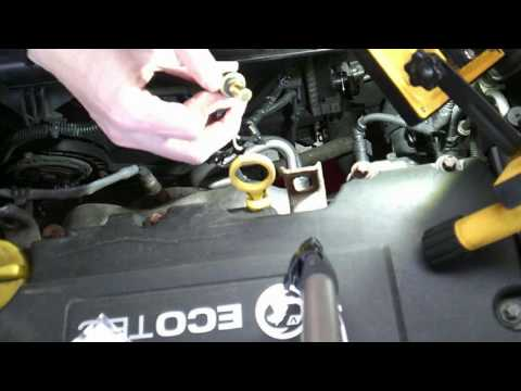 Vauxhall Corsa 2010 Radiator temperature sensor fault P00B3