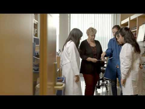 Laura van't Veer & team - Gene-based breast cancer test