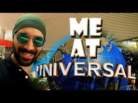 At Universal Studios Singapore | Travel Vlog | The Hunger Blogger
