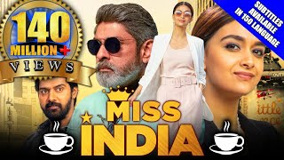 Miss India 2021 New Released Hindi Dubbed Movie | Keerthy Suresh, Jagapathi Babu, Rajendra Prasad