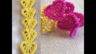 Tuto Marque Page Plume Feuille Au Crochet