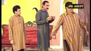 Best Of Iftikhar Thakur and Nasir Chinyoti New Pakistani Stage Drama Comedy Clip | Pk Mast