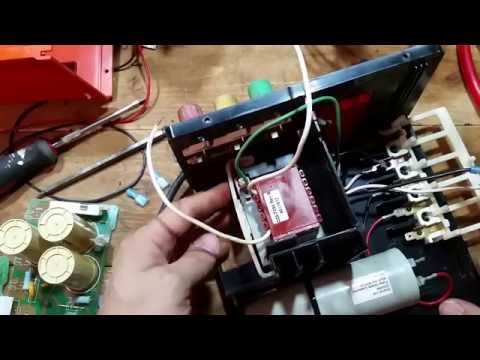 Repairing a Gallagher electric fence energizer