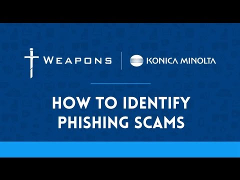 How To Identify Phishing