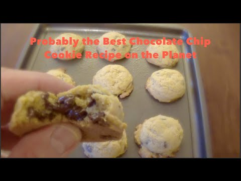 Probably the Best Chocolate Chip Cookie Recipe