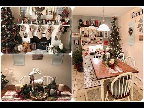 Christmas Apartment Tour