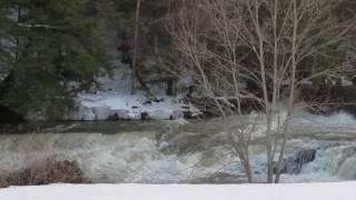 River roaring