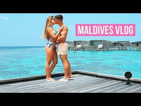 MALDIVES LUXURY VILLA TOUR | 6 Star Resort