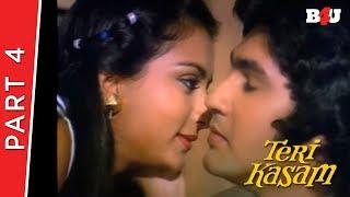 Teri Kasam | Part 4 | Kumar Gaurav, Poonam Dhillon, Nirupa Roy | Full HD 1080p