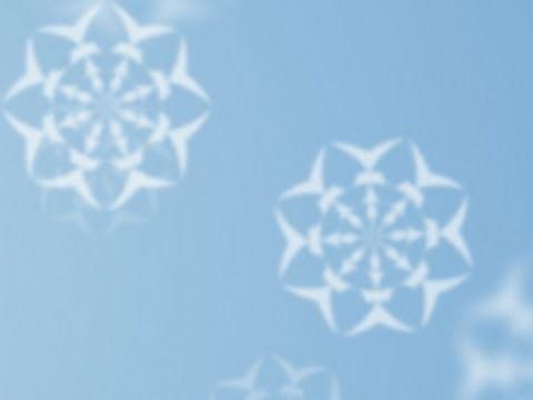 Photoshop/Illustrator Tutorial: Fake Snowflakes