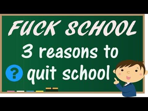 Xxx Mp4 Fuck School Why I Quit School 3gp Sex