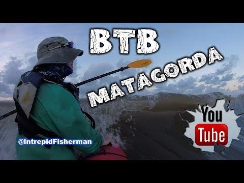 BTB Kayaking Matagorda - King Fish - Spanish Mackerel - Jack Crevalle