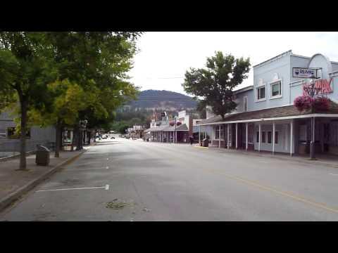 Streets of the World Princeton British Columbia Canada