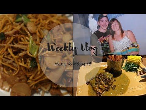 Weekly Vlog | First Week Of Easter Holidays 🐣