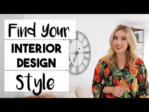 INTERIOR DESIGN: HOW TO DISCOVER YOUR INTERIOR DESIGN STYLE! | 7 INTERIOR DESIGN STYLES