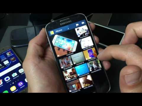 All Samsung Galaxy Phones: How to Screen Shot / Capture Screen