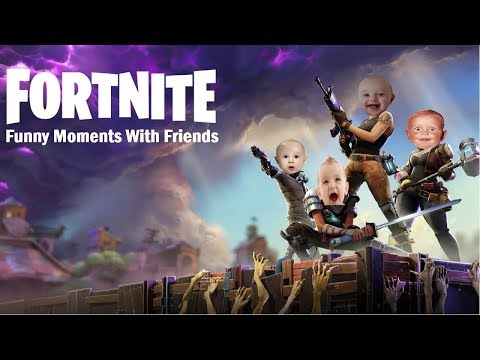 Fortnite: Funny Moments With Friends