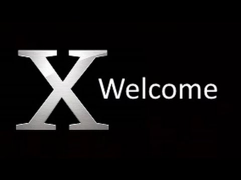 History of the Mac OS Welcome Videos