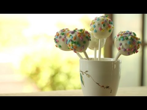 Easy Cake Pops Recipe | Kin Community