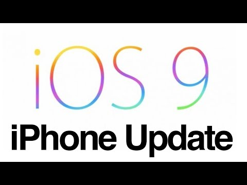 How to Update to IOS 9 iPhone 4S iPhone 5 iPhone 5c iPhone 5S iPhone 6 iPhone 6 plus iPhone 6S