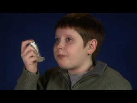 Blue Inhaler Demo