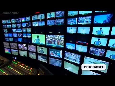 Inside the control room in cricket broadcasting - Channel 9! how the technology works