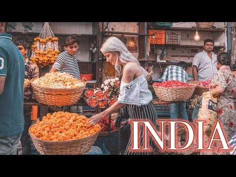 WE STAYED IN A PALACE IN INDIA   PART 1   VLOG 91