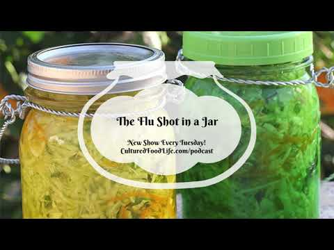 Podcast Episode 18: The Flu Shot in a Jar