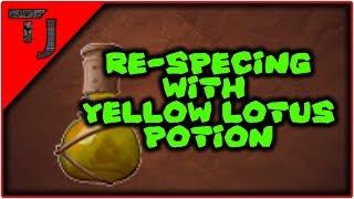 Conan Exiles Yellow Lotus Potion