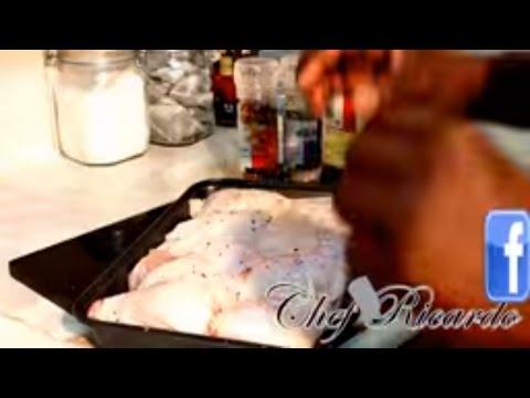 How to Make Jamaica Chicken Recipe | vegetarian food, | breakfast recipes,