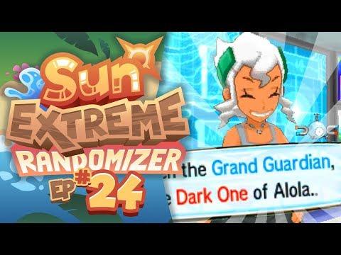 ALOLA'S ANCIENT SECRET!! - Pokemon Sun Extreme Randomizer (Episode 24)