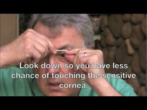 How to Remove a Foreign Body From Your Eye