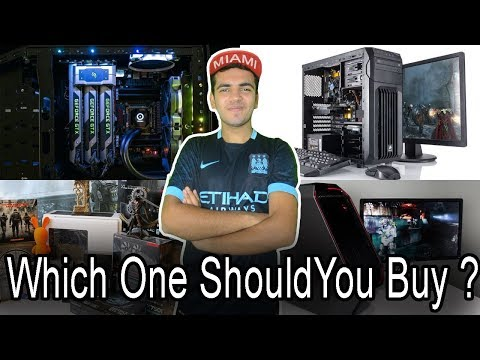 [HINDI] Assembled Vs Pre-built Branded PC Which One Should You Buy ? Explained ..
