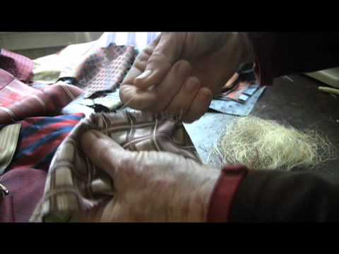Wearing Silk Ties