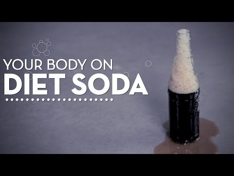 This is Your Body on Diet Soda