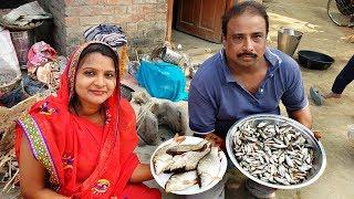 हमारे गाँव की फिश करी का स्वाद आपको महीनों तक रहेगा याद | Desi Style Fish Curry with BINOD KI RASOII