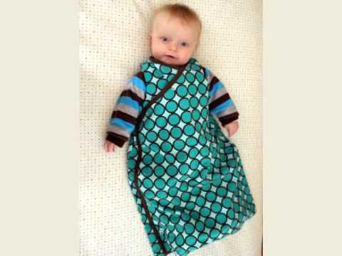 Baby Sleep Sack Pattern
