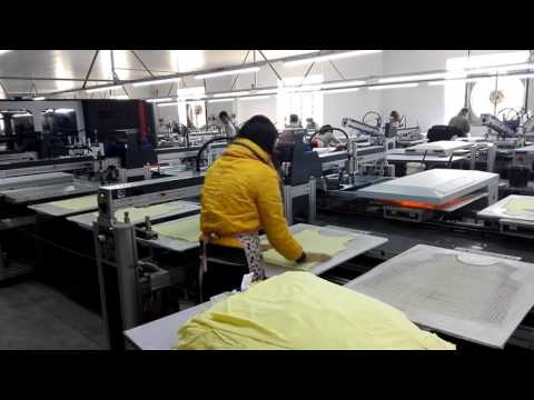 TEXTALK Oval Digital Textile Printer TFR912