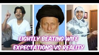 Islamic Council Of Pakistan | Lightly Beating Wife | Expectations vs Reality