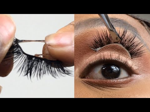 3 Tips For Easy Lash Application