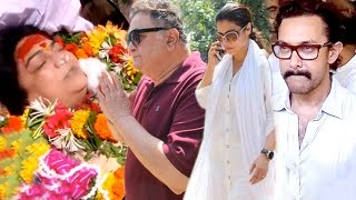 Full Video: Bollywood Celebs Attend Reema Lagoo