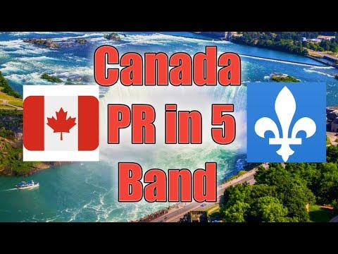Canada PR Just In 5 IELTS Band  2018- Info Hunter TV