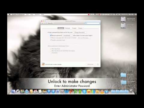 Allow ThirdParty Apps on Mac