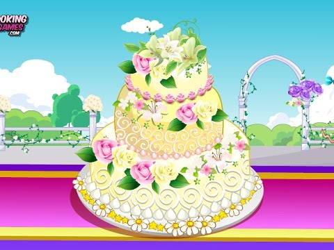 Wedding Cake Designer Games Wedding Cake Designer