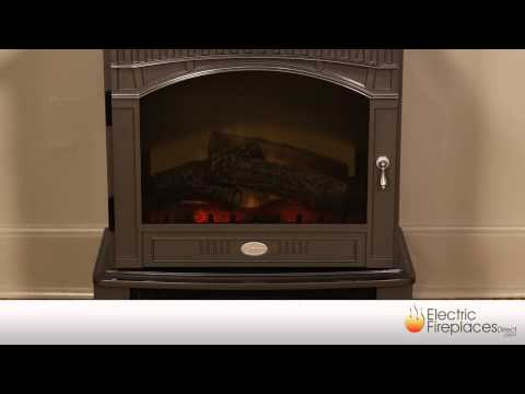 Free Standing Electric Stoves | Electric Fireplaces Direct