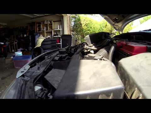 Mazda6 Fan Control Module Issue & Replacement