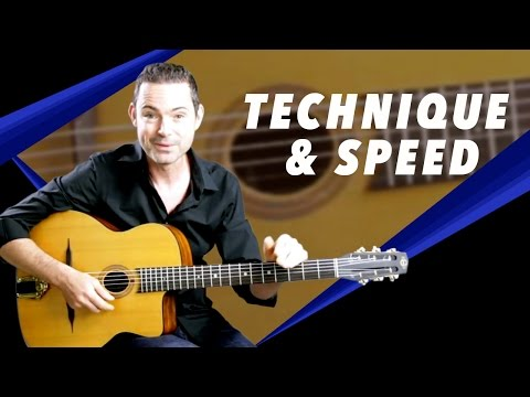 How To Improve Your Technique & Speed - Gypsy Jazz Guitar Secrets