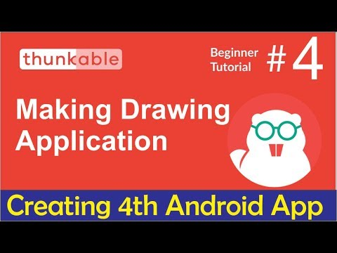 Thunkable Android Application Creation || Beginners Tutorial#4
