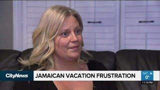 Family frustrated by process of changing plans due to travel warning