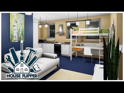 House Flipper - ...to Finish - Let's Play / Gameplay / Beverage